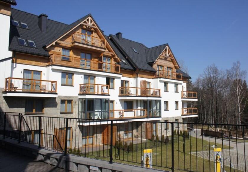Apartament 233 Cristal Resort