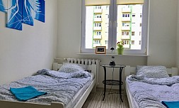 Apartament Blue 2