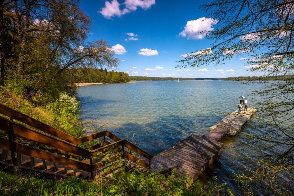Jezioro Pranie