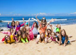 Idealne miejsca na wakacje z dziećmi