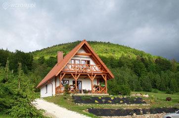 Domek Alpejka