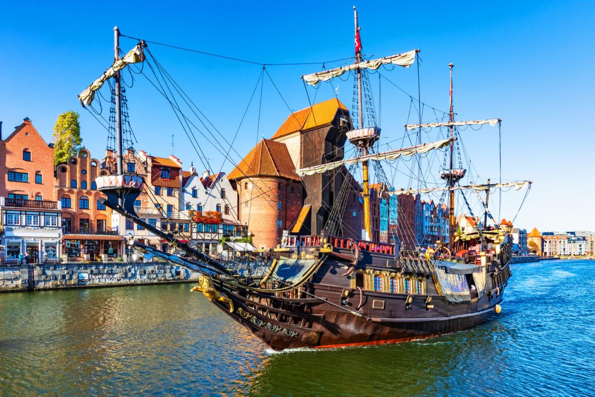 Gdańsk statek