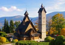 Kościół Wang Karpacz