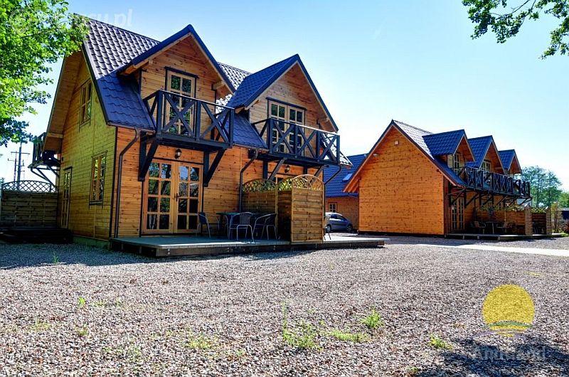 Drewniane Domki wypoczynkowe
