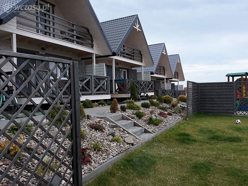 Drewniane Domki letniskowe