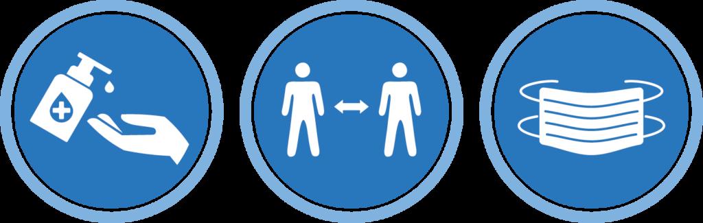 Zasady sanitarne - wynajem noclegów