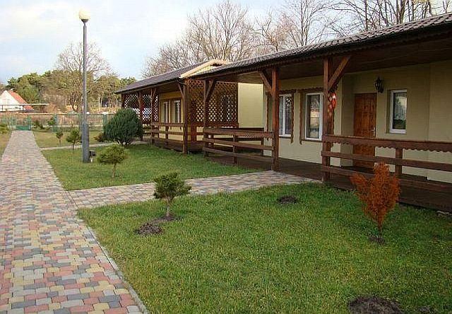 Domki letniskowe murowane całoroczne