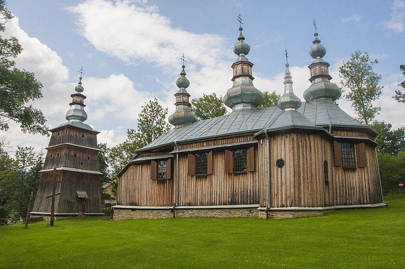 Atrakcje Bieszczady, Cerkiew