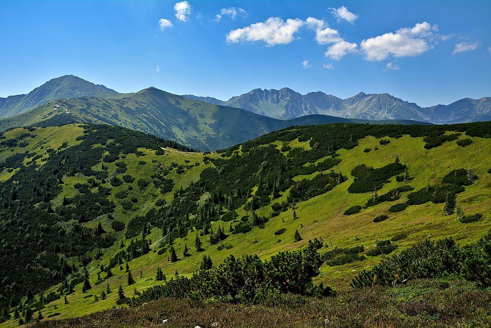 Tatry, szczyt w Tatrach,