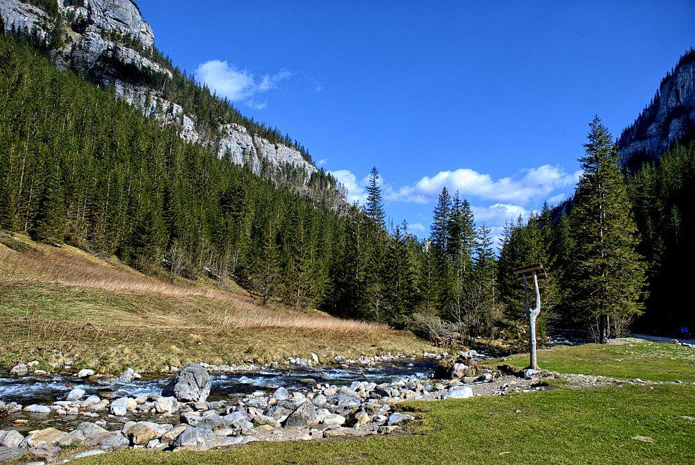 Dolina Kościeliska, szlak dla początkujących, szlak dla dzieci w Tatrach