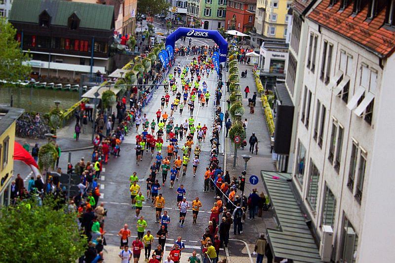 maraton uliczny zawody