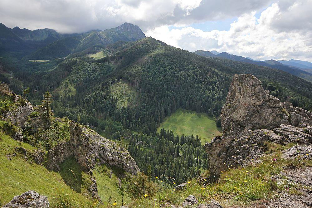 Nosal, Tatry Szczyt górski, szczyt górski dla dzieci, szczyt w tatrach dla początkujących