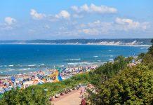Błękitna Flaga, plaża w Ustce