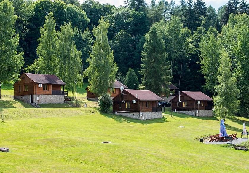 Złoty Potok Resort - domki