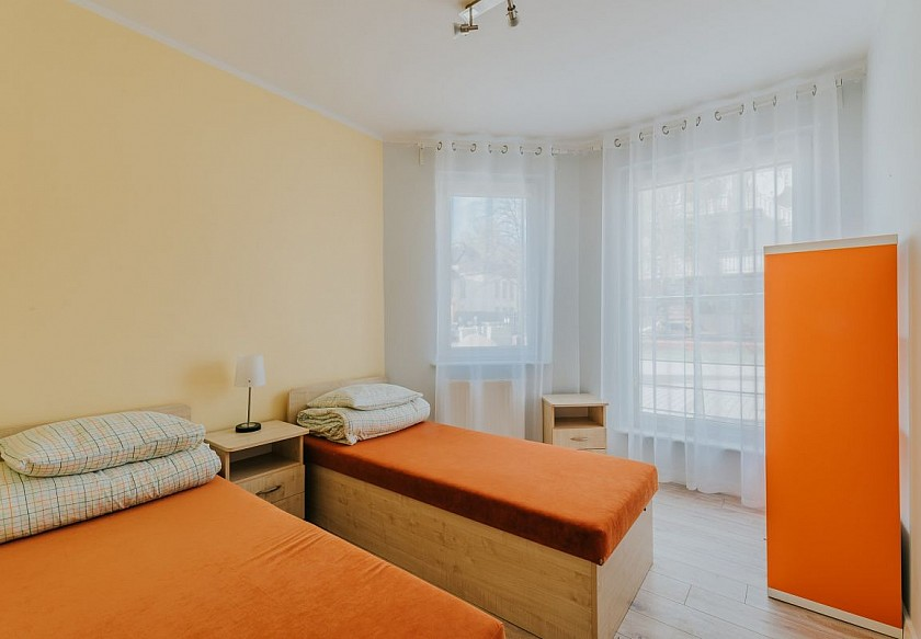 Chatka 1 apartament 1