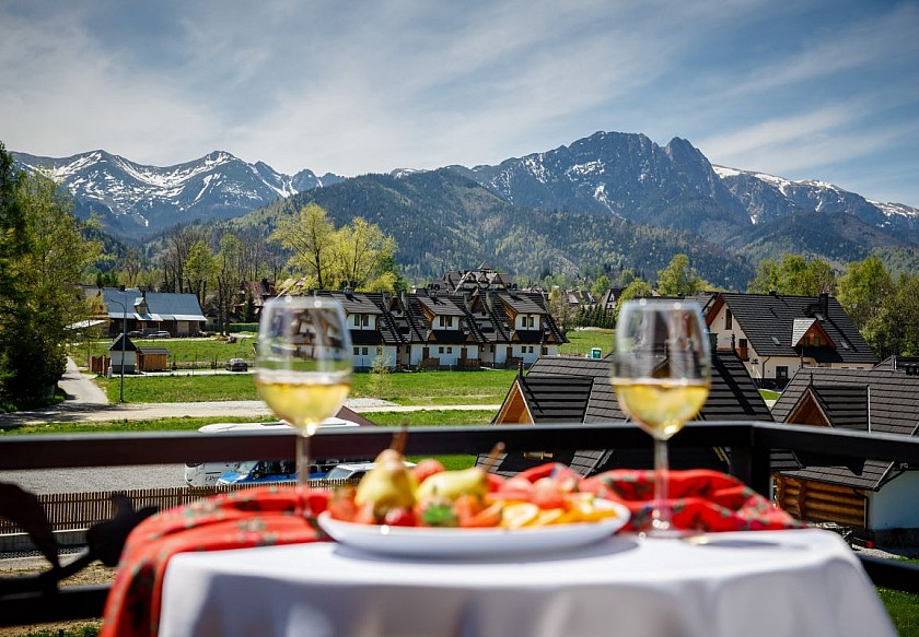 Grand Podhale Resort & Spa*** - noclegi Zakopane