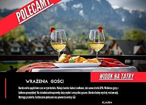 Nocleg w Zakopanem - Grand Podhale Resort & Spa***