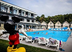 Nocleg  - Holiday Park & Resort Pobierow…