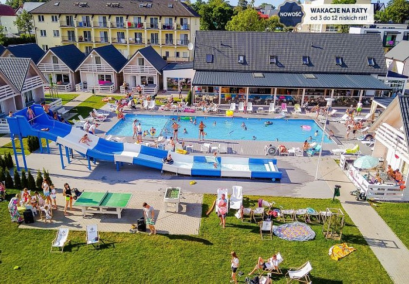 Holiday Park & Resort Ustronie Morskie 13