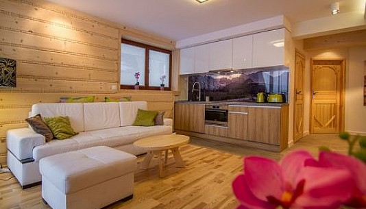 Mountain Apartments - noclegi Zakopane