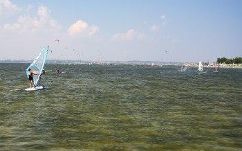 Chałupy - idealne miejsce do nauki surfingu