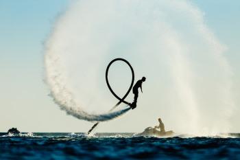 Flyboarding - Trójmiasto, sporty wodne