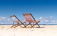 Noclegi nad morzem Bałtyckim - plaża